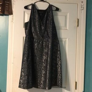 Lane Bryant formal dress